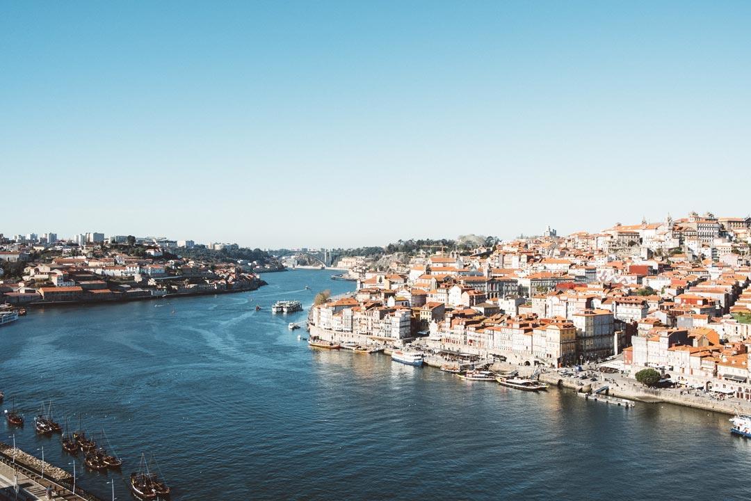 Porto darf bei deiner Portugal Rundreise nicht fehlen