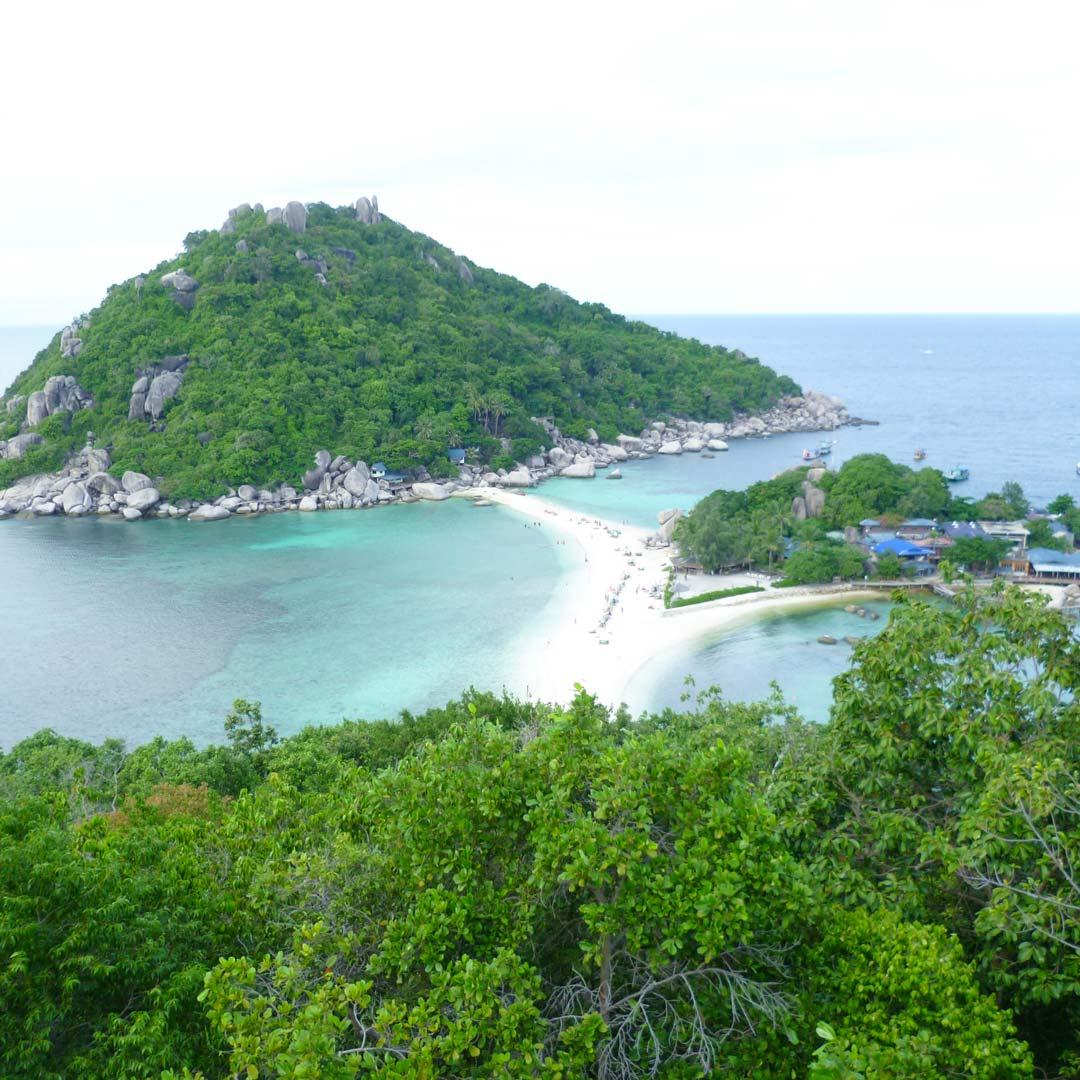 Ein Tagesausflug nach Koh Nang Yuan lohnt sich absolut