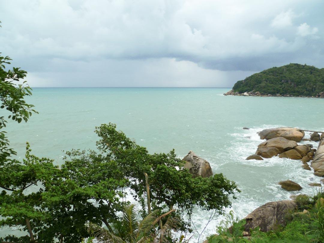 Paradiesische Inselküsten auf sämtlichen Inseln in Thailand