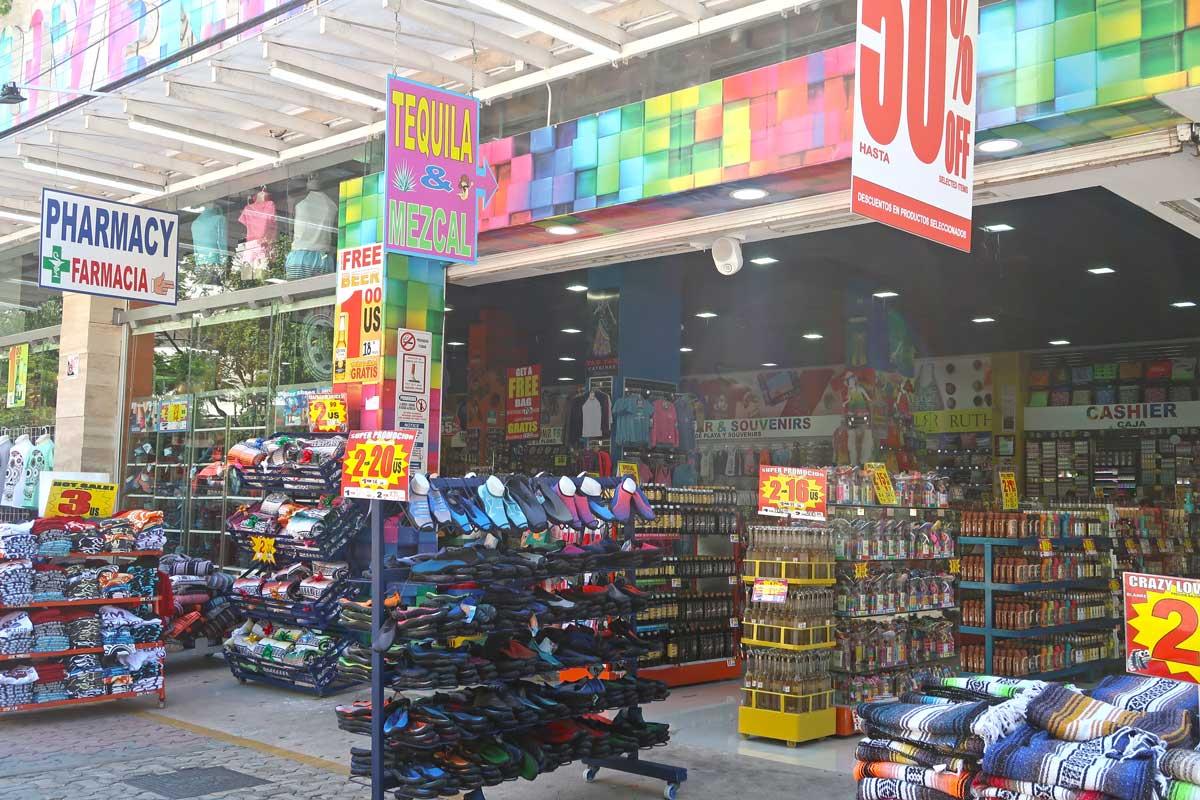 Shop in der 5th Avenue
