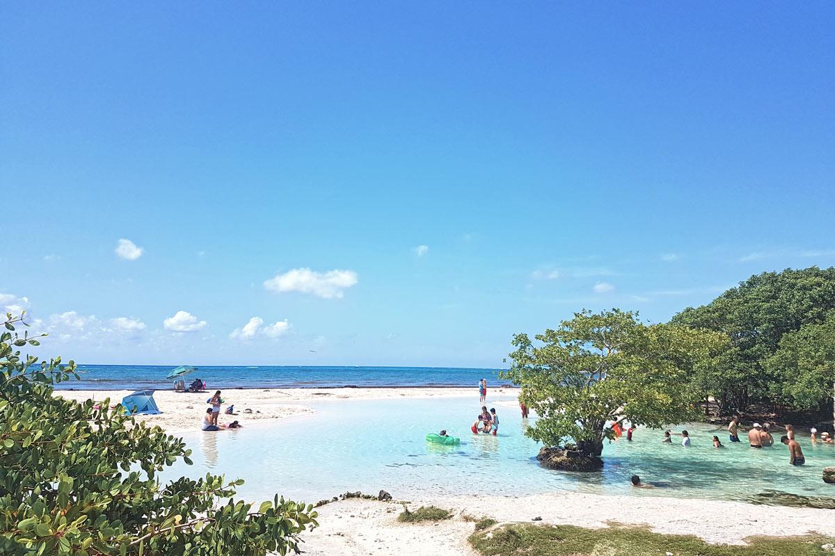 Punta Esmeralda - Playa del Carmen