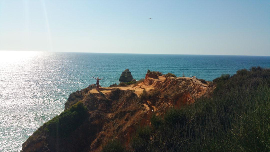 Paradiesische Strände und eine atemberaubende Natur erwartet dich an der Algarve in Portugal