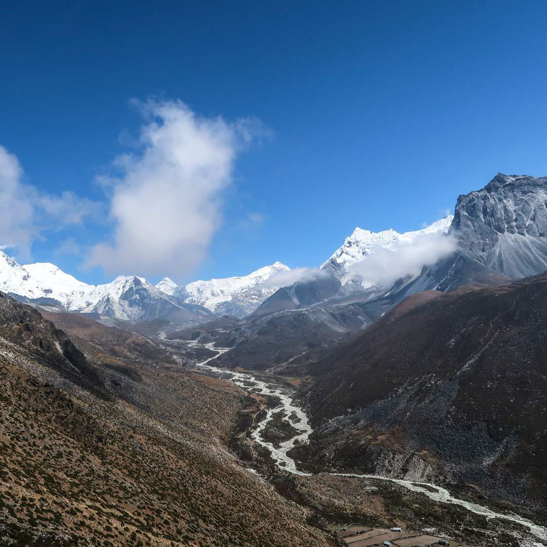 Beste REisezeit für Nepal