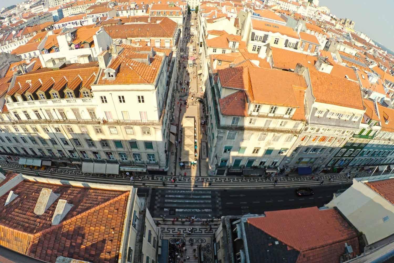 Reisetipps Portugal - Lissabon Straßen