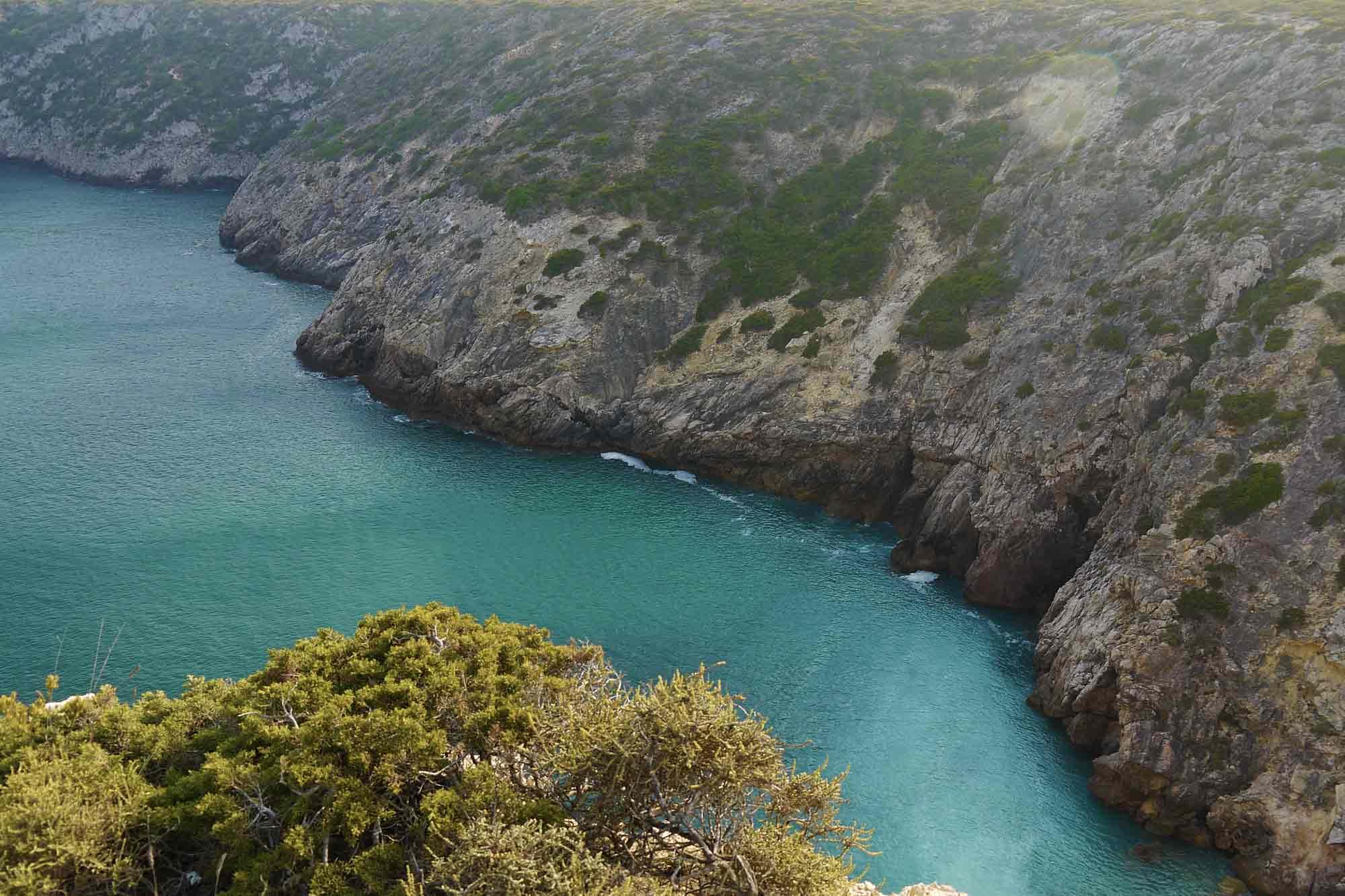 Land Portugal Küste Titelbild