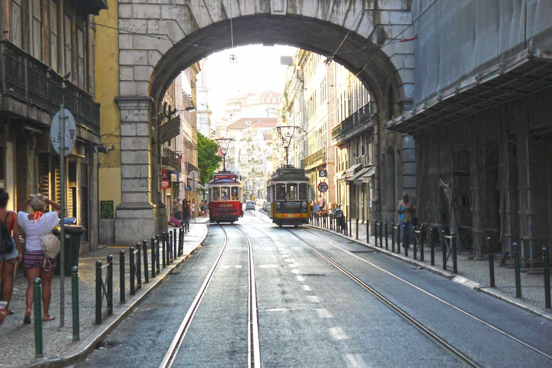 Reisetipps Portugal - Lissabon Tram
