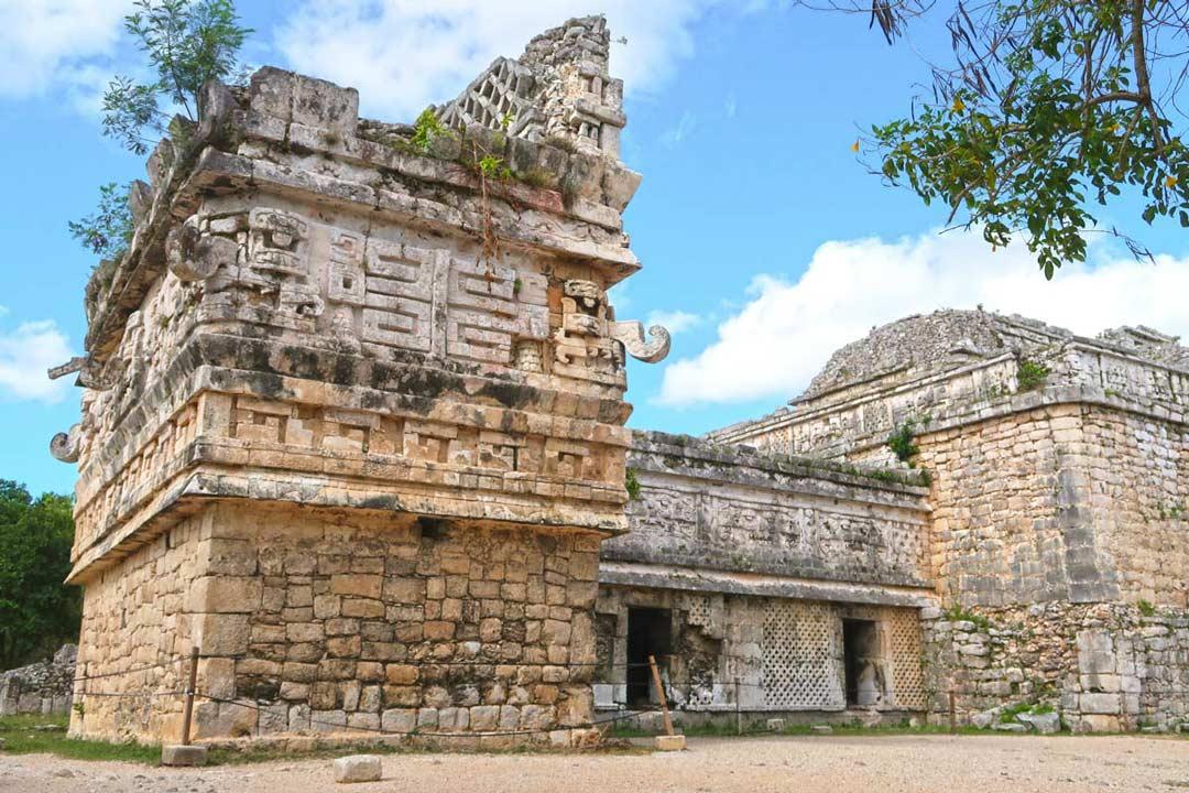 Auf den Spuren der Maya in Chichén Itzá