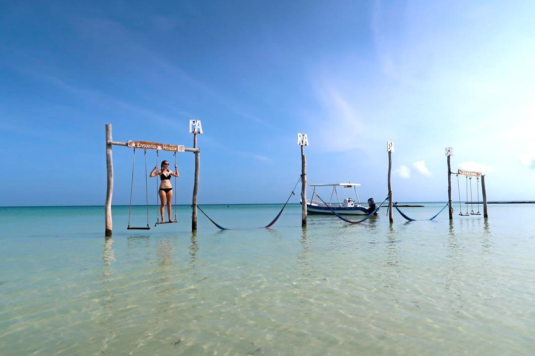 Holbox, eine paradiesische Insel in Mexiko