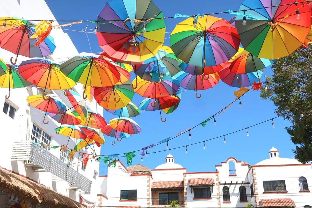 Playa del Carmen ist ein beliebter Urlaubsort in Mexiko