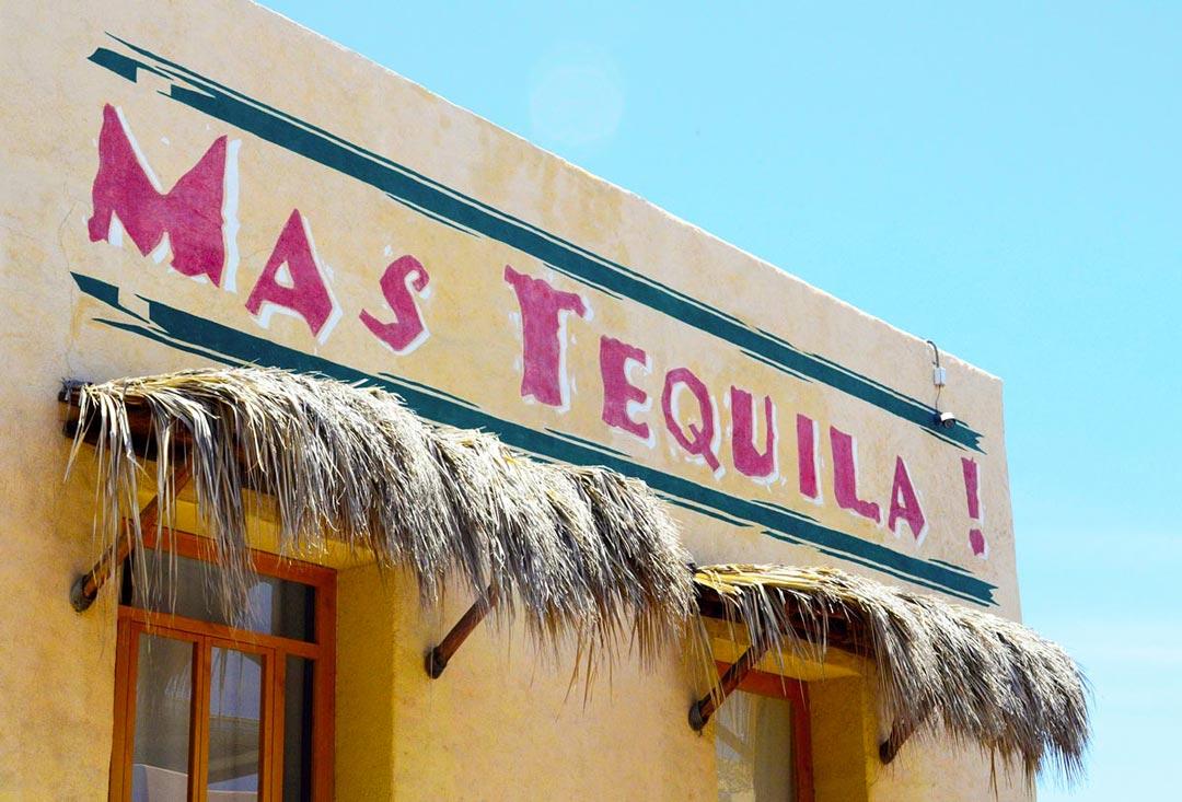 Tequila ist die bekannteste Spirituose in Mexiko