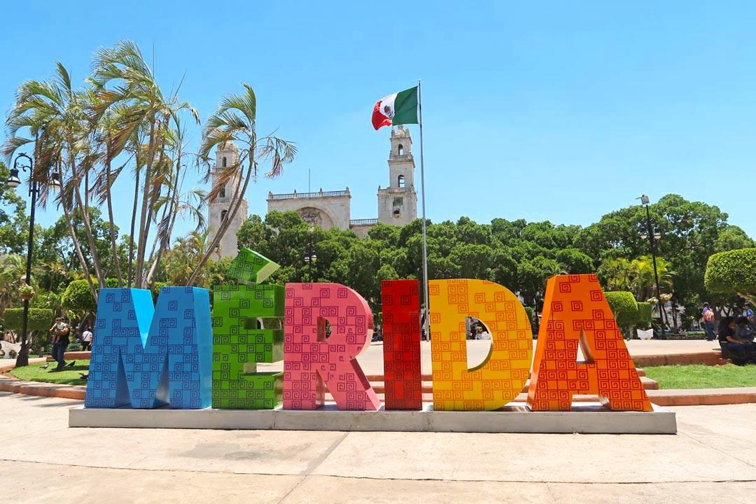 Merida darf bei deiner Yucatan Rundreise nicht fehlen