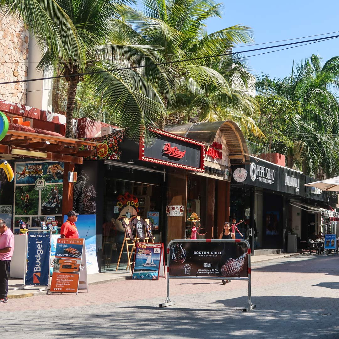 Playa del Carmen Tipps 5th Avenue