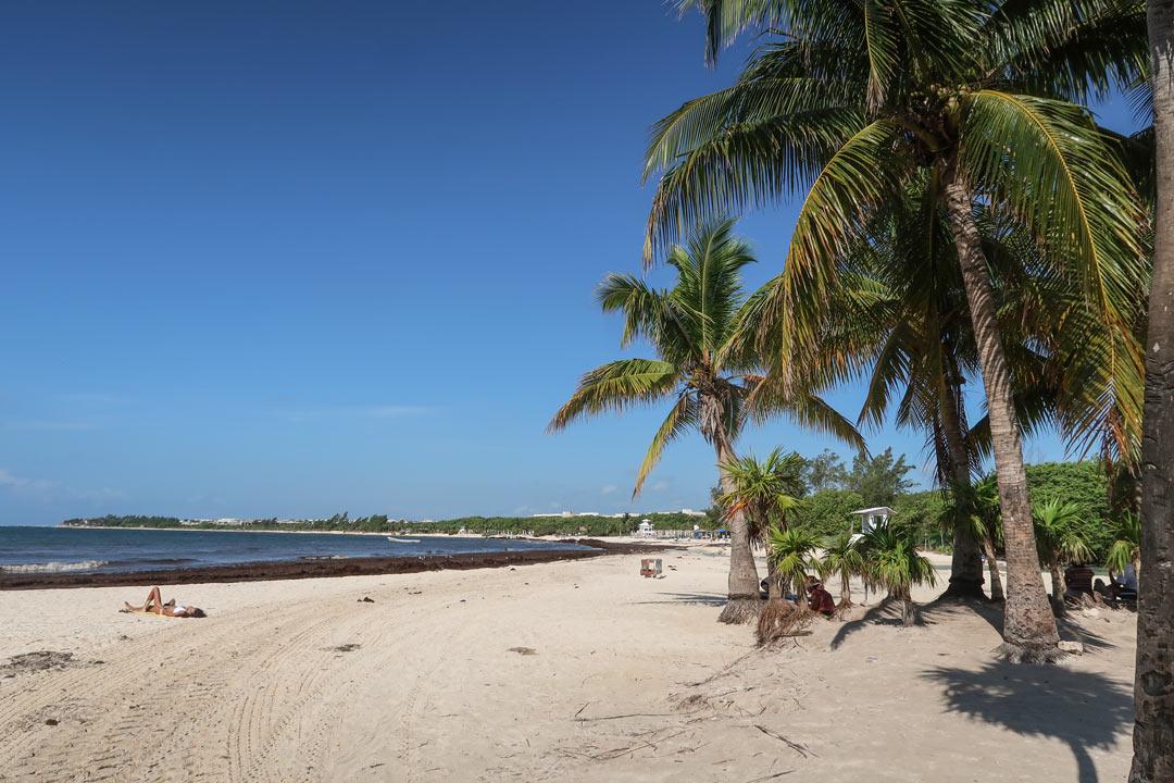 Punta Esmeralda in Playa del Carmen