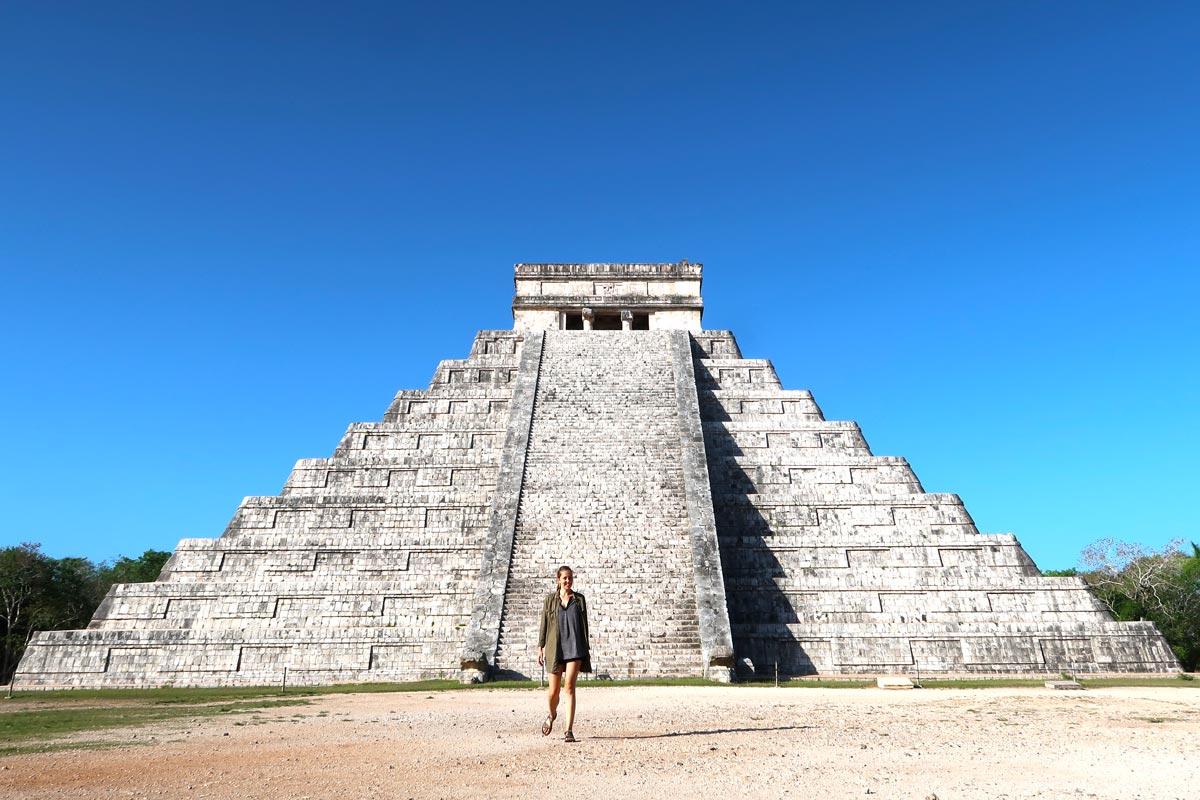 Chichén Itzá ohne Massentourismus