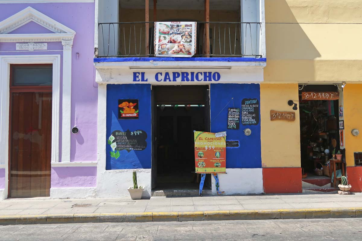 El Capricho in Mérida Mexiko