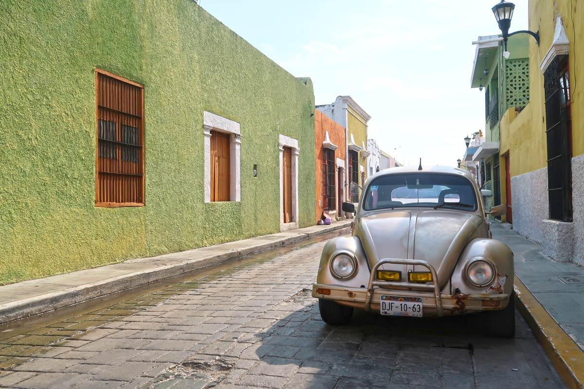 Yucatán Reisetipps - in den Straßen von Valladolid