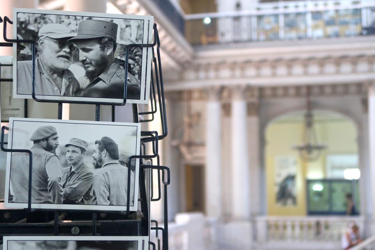 Museo de la Revolución in Havanna in Kuba