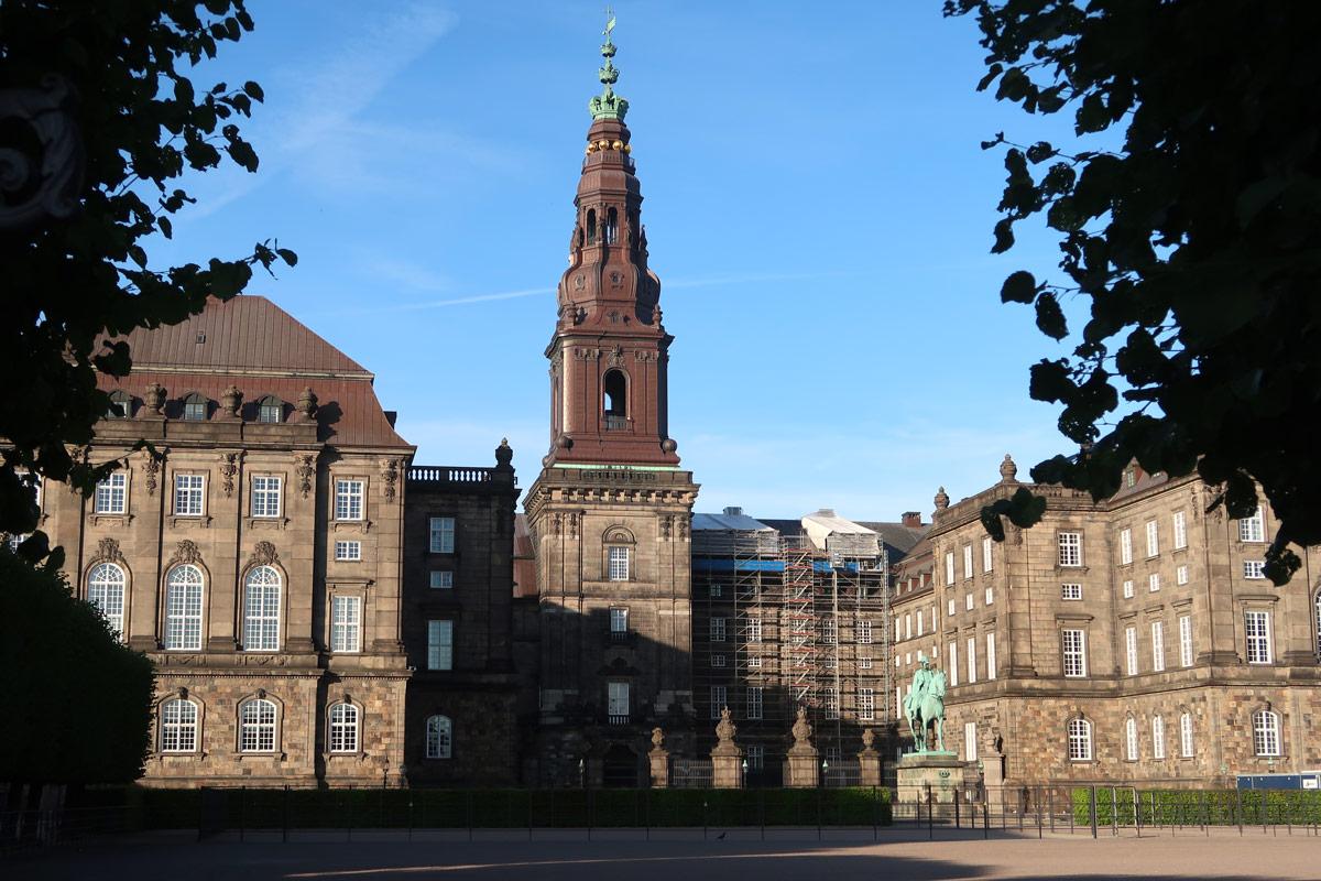 Kopenhagen Sehenswürdigkeiten: Christiansborg Schlosskirche