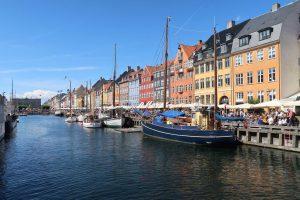 Sehenswürdigkeit Nyhavn in Kopenhagen