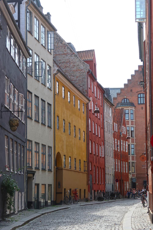 Innenstadt von Kopenhagen