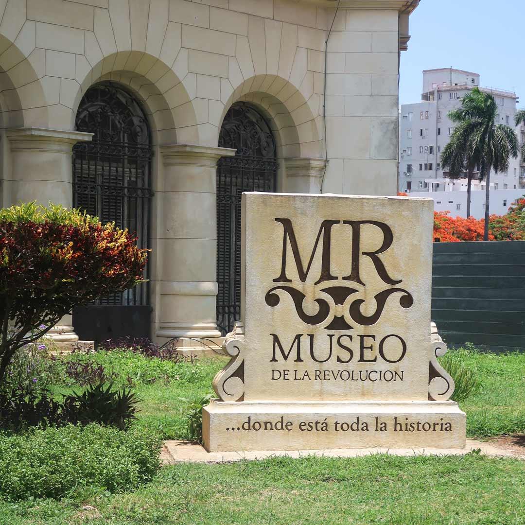 Lebendige Geschichte - das Revolutionsmuseum in Havanna