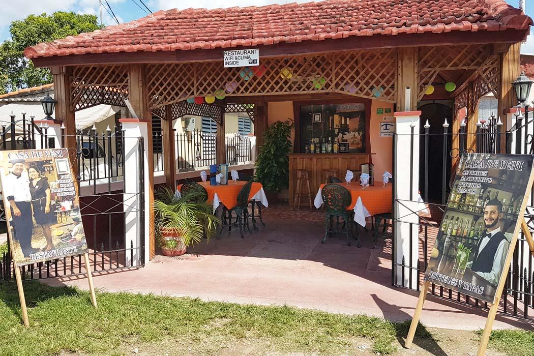 Casa de Yeni in Playa Larga