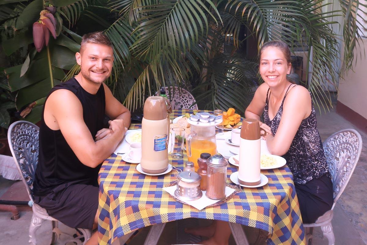 Die kubanische Unterkunft Casa Particular gibt es auch in Trinidad Kuba
