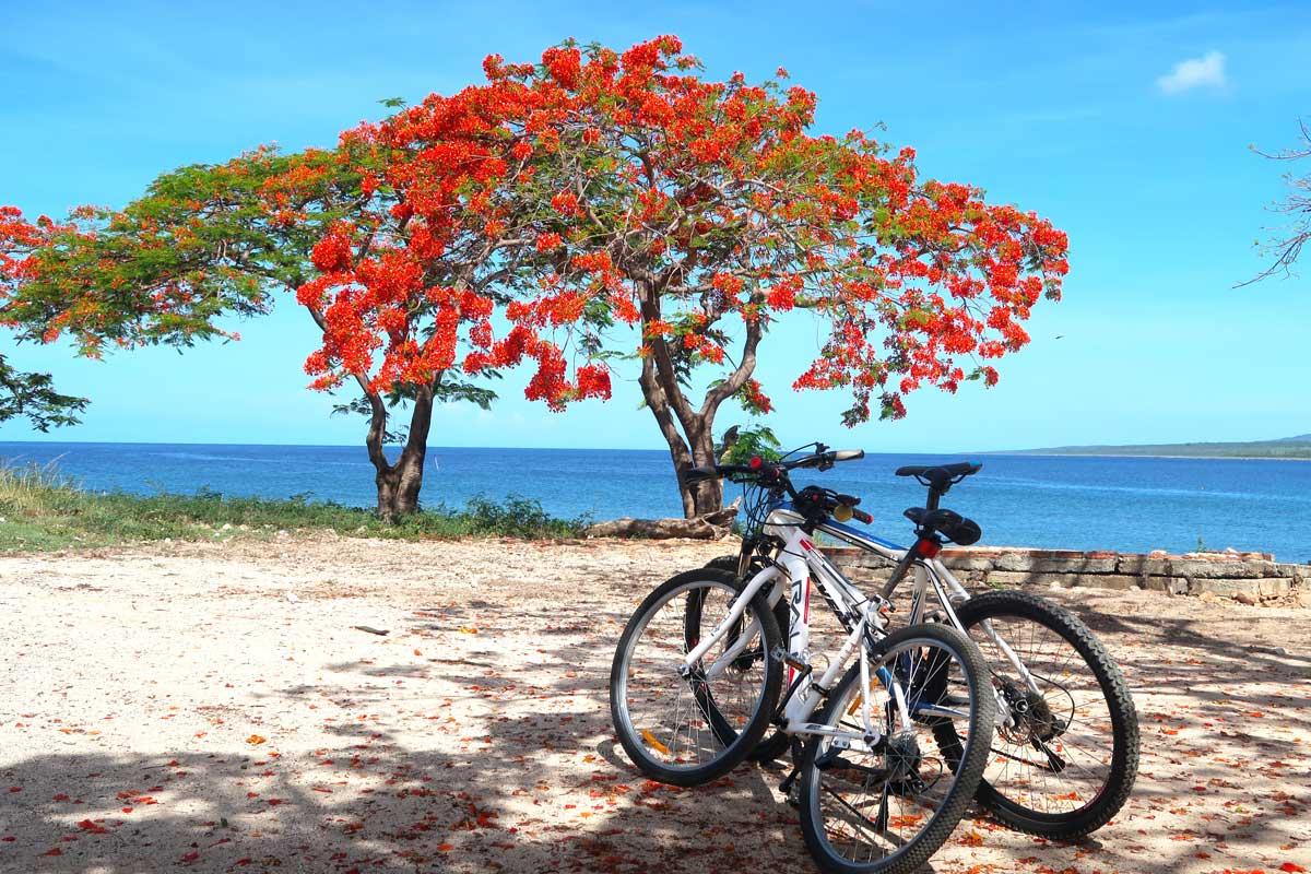 Erkunde Trinidad Kuba mit dem Fahrrad oder zu Fuß