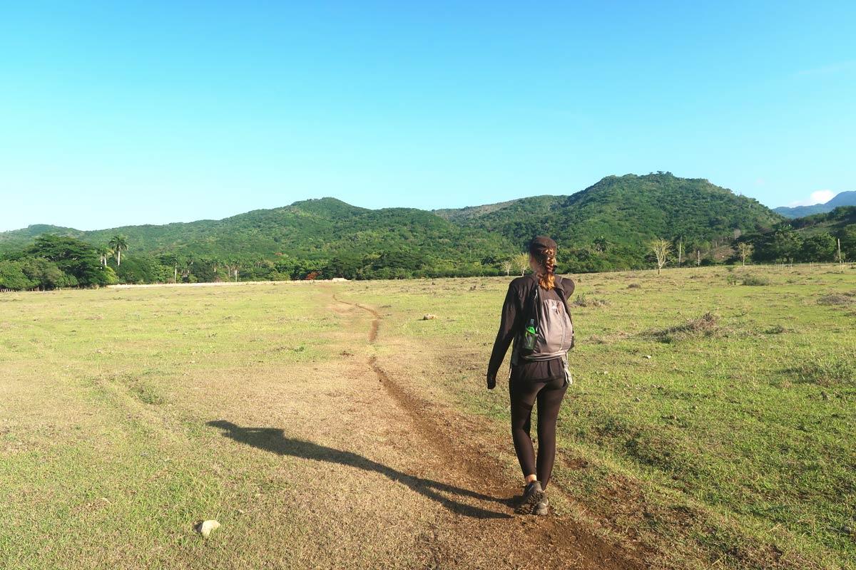 Wanderwege in Trindad Kuba