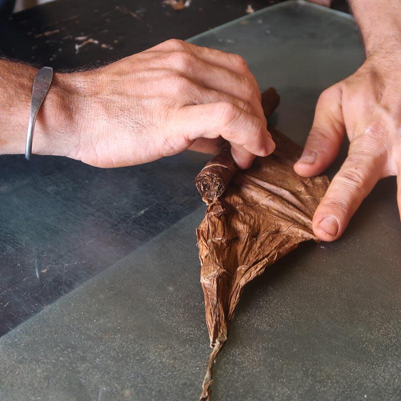 Zigarrenfarm in Vinales Kuba