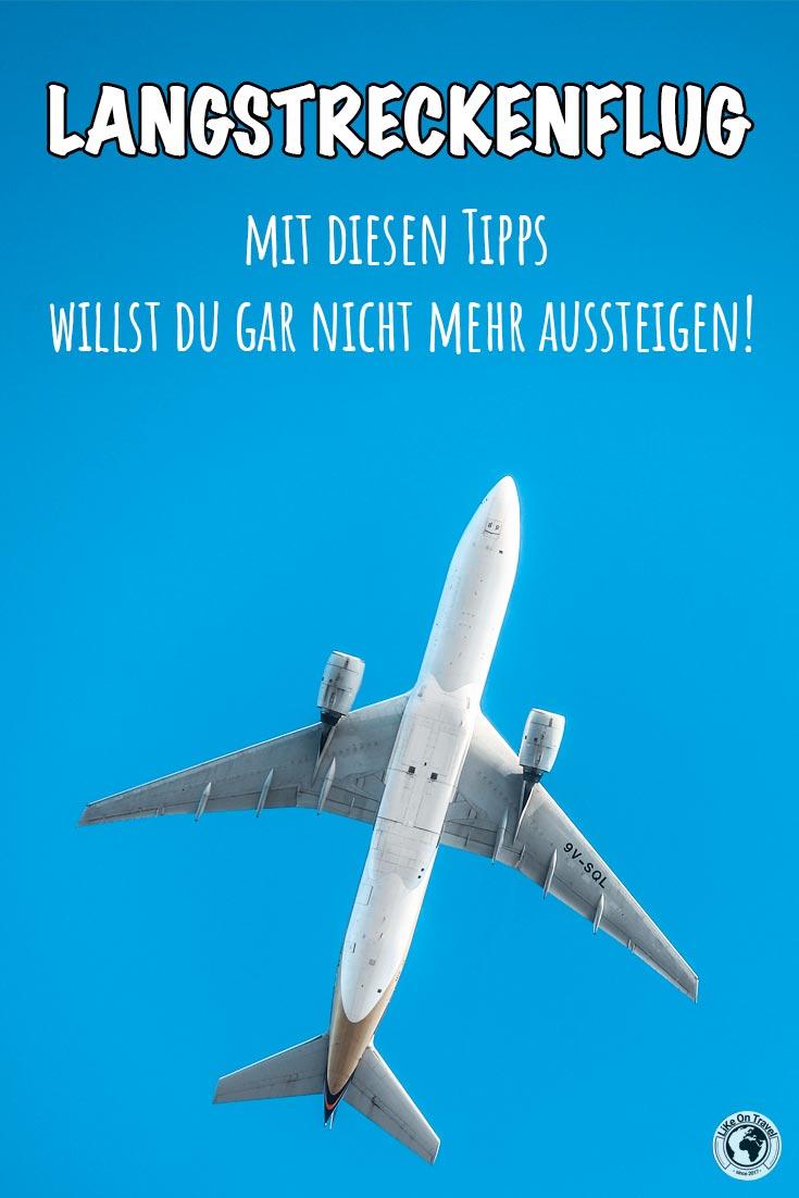 Die besten Tipps und Tricks für deinen nächsten Langstreckenflug! #langstreckenflug #fernreise #flugreise #reisetipps #tippsfürfernreisen #tippsfürreisenimflugzeug #reiseblog #blog