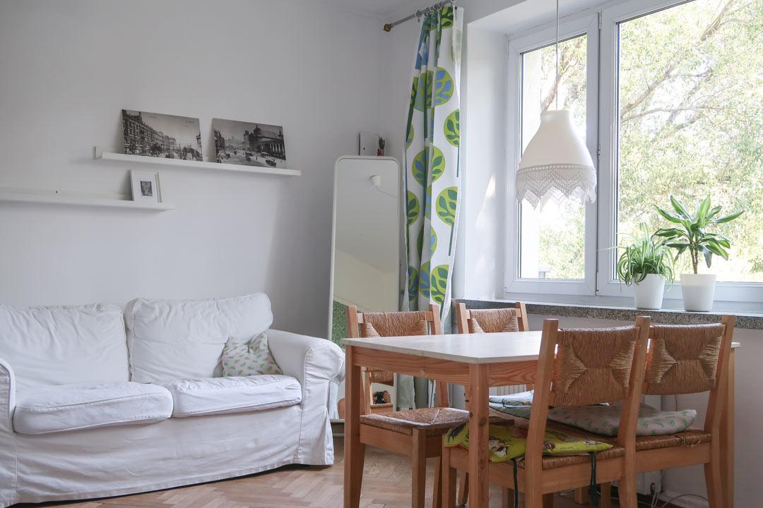 Airbnb in Warschau