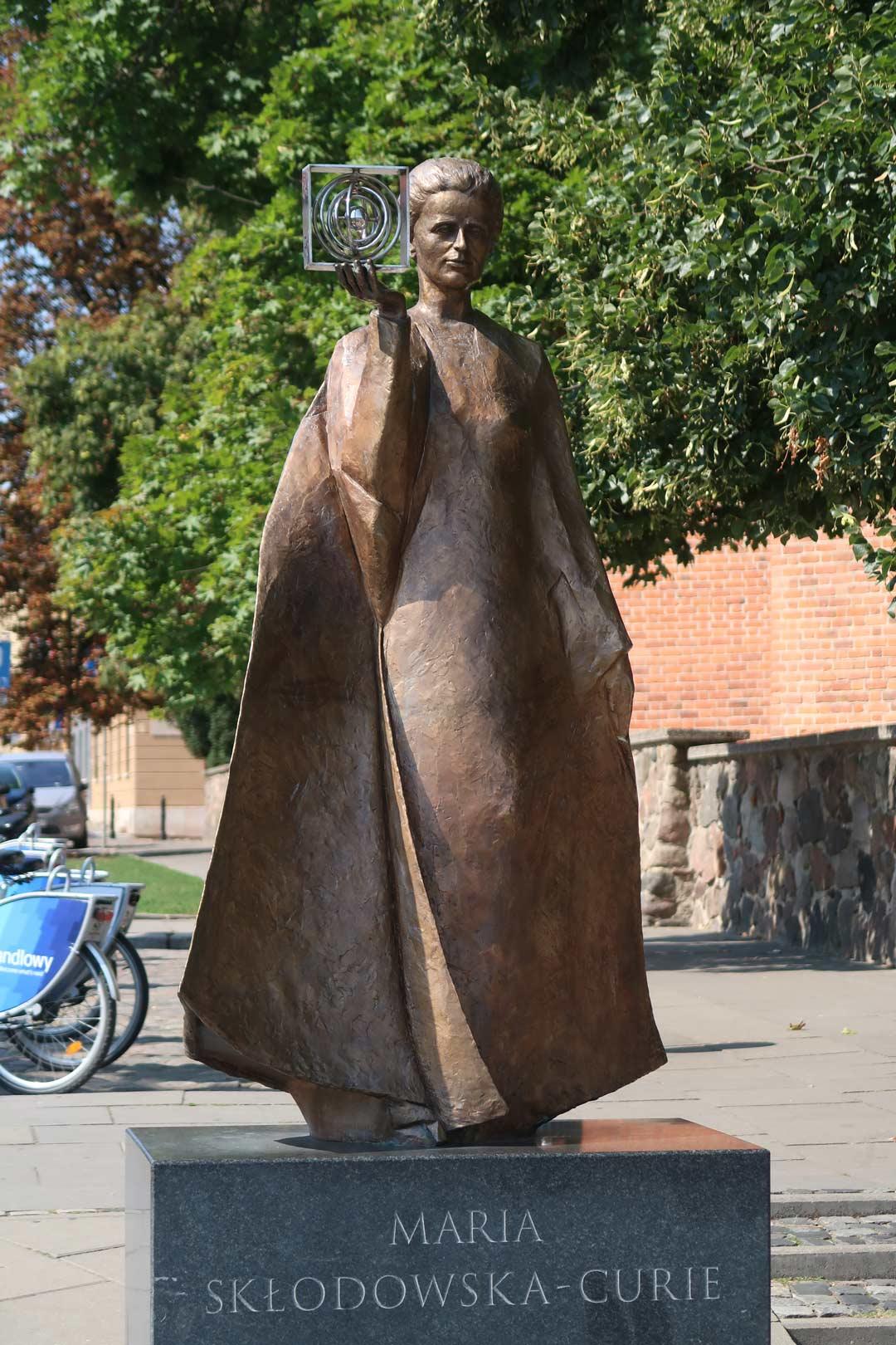 Sehenswürdigkeit in Warschau Denkmäler