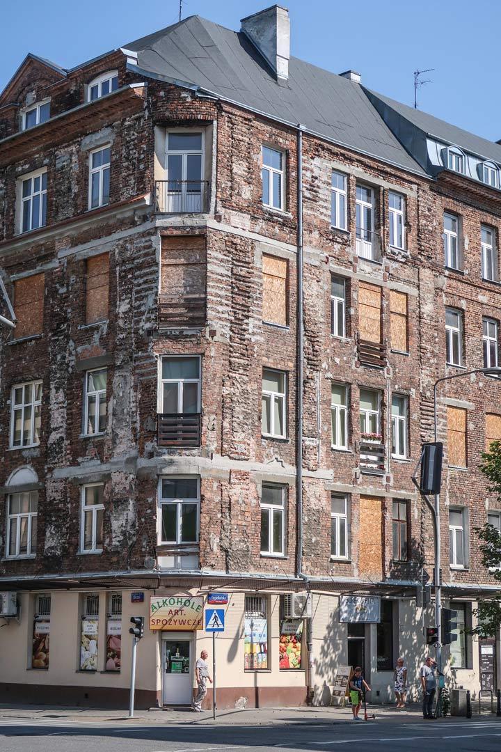 Stadtteil Praga von Warschau Sehenswürdigkeiten