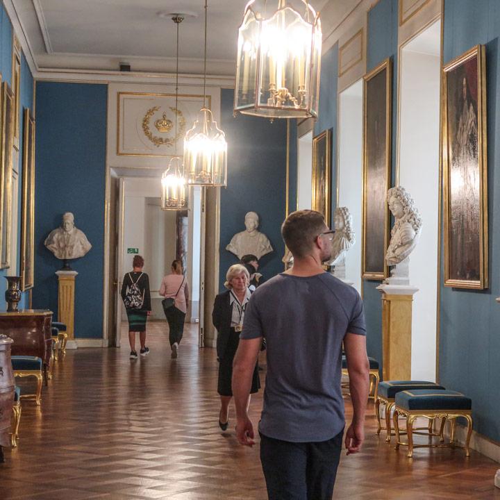 Königsschloss Warschau Sehenswürdigkeiten