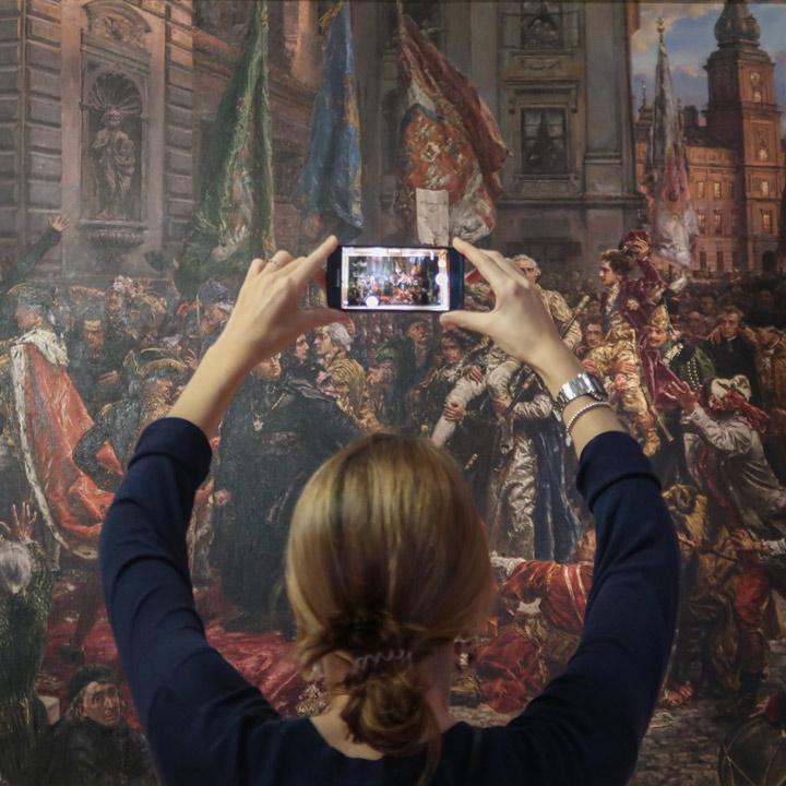 Bilder im Königsschloss
