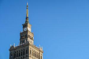 Warschau Sehenswürdigkeiten Kulturpalast