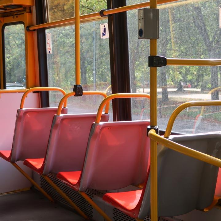 Straßenbahn in Warschau öffentliche Verkehrsmittel
