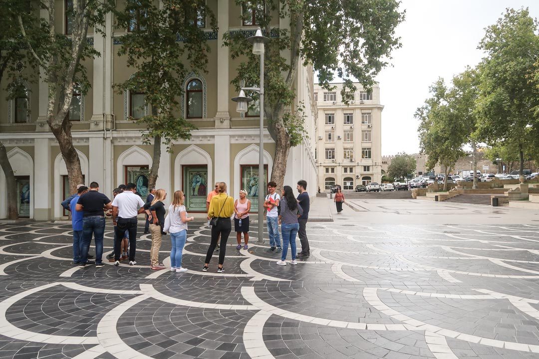 Baku Free Walking Tour