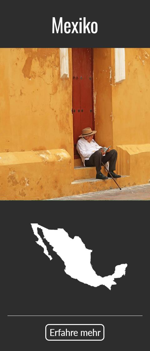 Mexiko Reiseziel