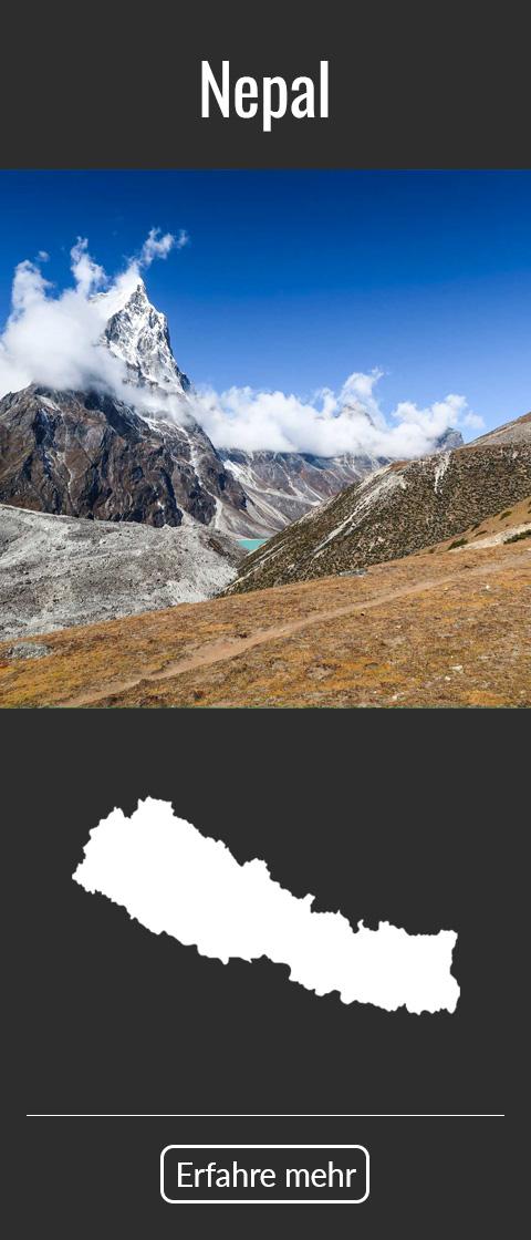 Nepal Reiseziel