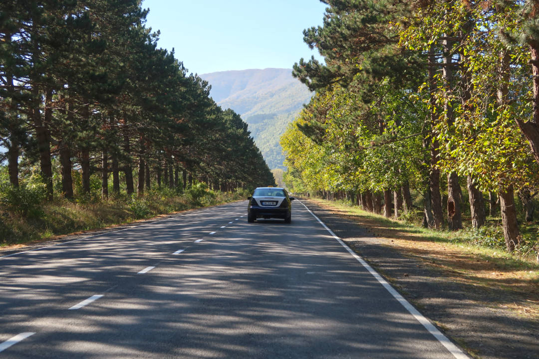 georgien roadtrip