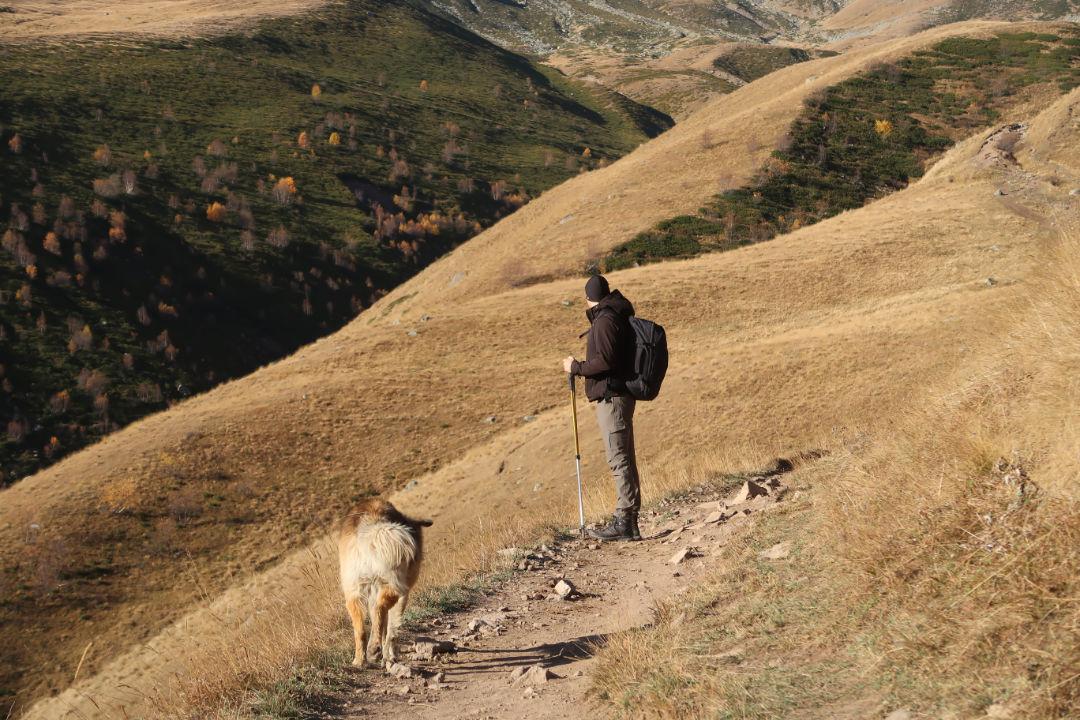 Kazbegi Glacier Trail