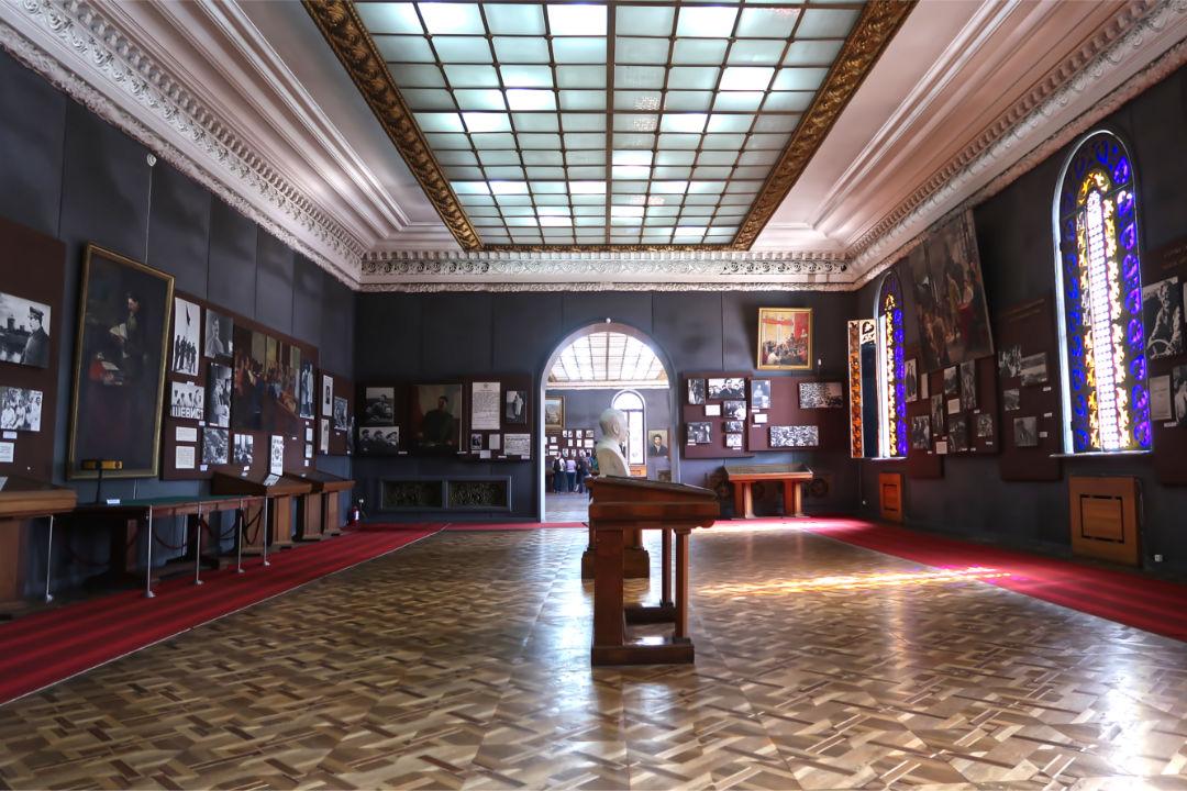 Sehenswert in Georgien Museum von Stalin