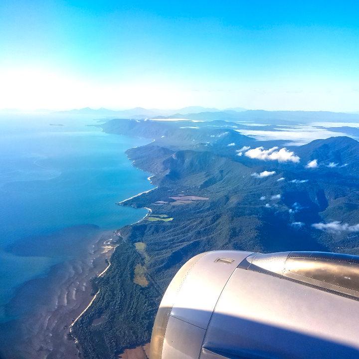 Australien Flugzeug