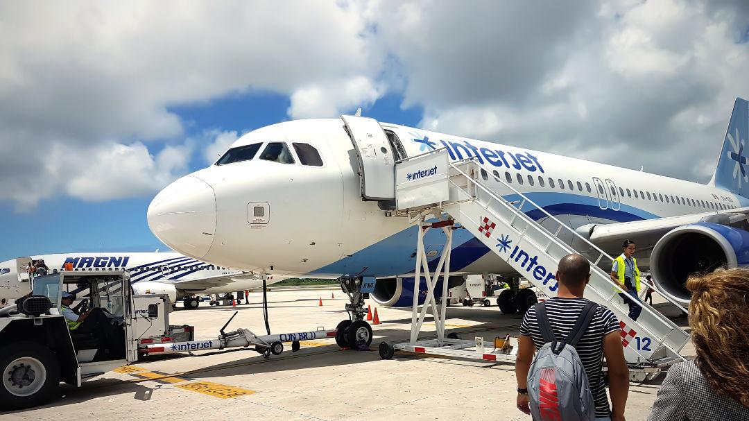 Anreise nach Kuba