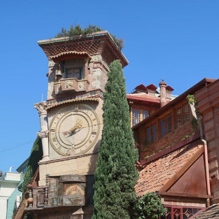 Stadtrundgang Tiflis