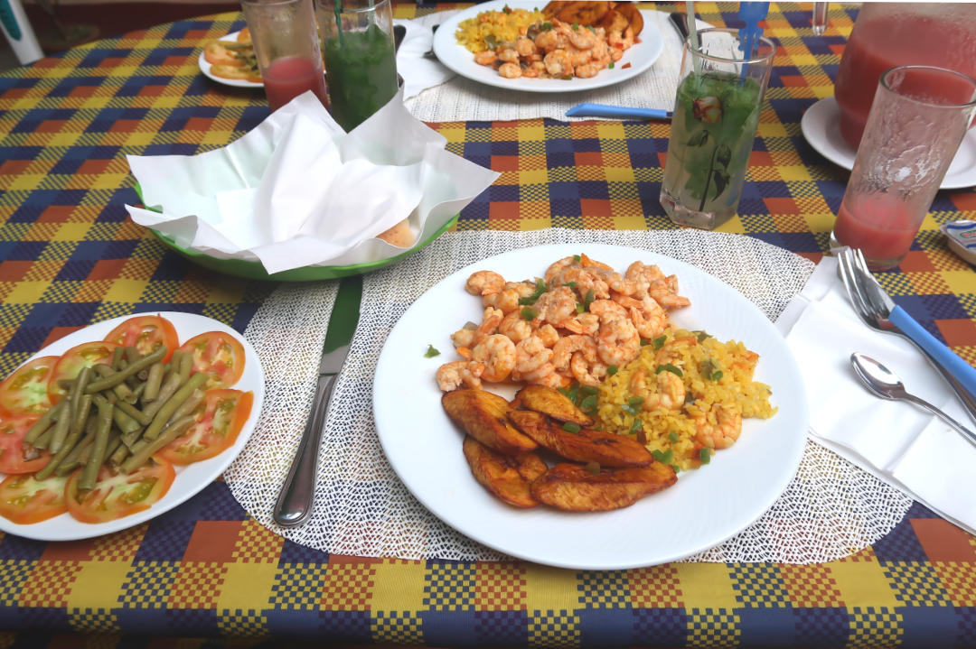 Gerichte in Kuba