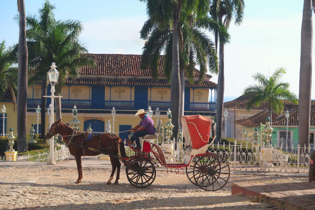 Rundreise durch Kuba