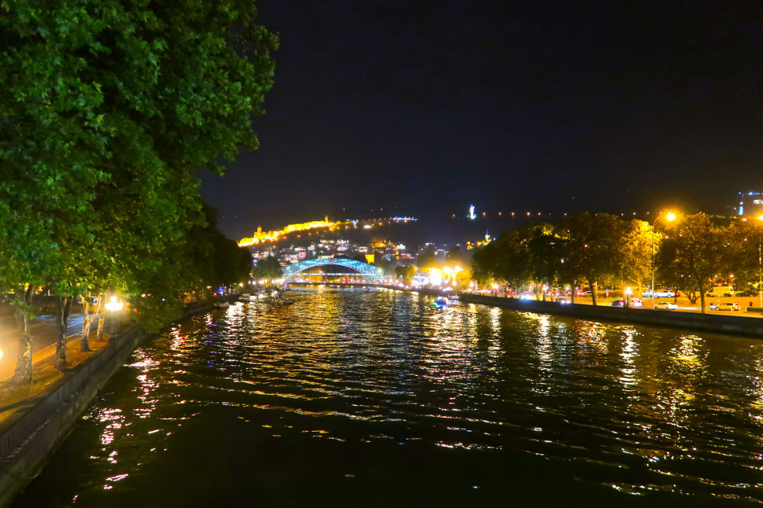 Ausgehen in Tiflis